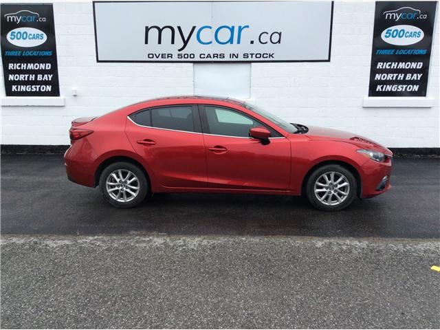 2015 Mazda Mazda3 GS (Stk: 181890) in Richmond - Image 2 of 20