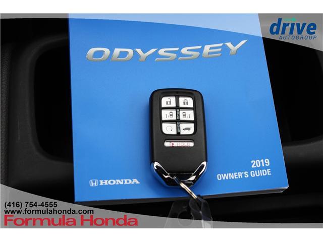 2019 Honda Odyssey EX-L (Stk: 19-0214D) in Scarborough - Image 35 of 35