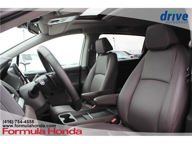 2019 Honda Odyssey EX-L (Stk: 19-0214D) in Scarborough - Image 11 of 35