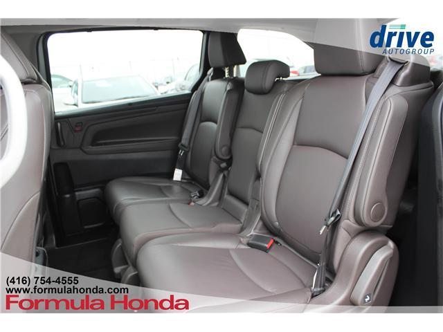 2019 Honda Odyssey EX-L (Stk: 19-0214D) in Scarborough - Image 27 of 35