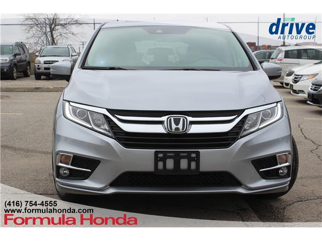 2019 Honda Odyssey EX-L (Stk: 19-0214D) in Scarborough - Image 4 of 35
