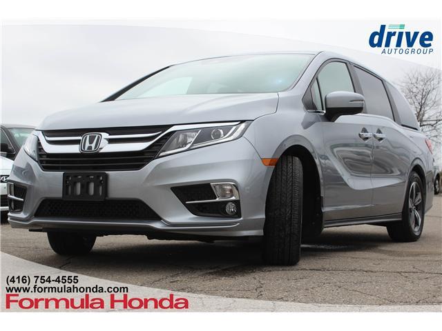 2019 Honda Odyssey EX-L (Stk: 19-0214D) in Scarborough - Image 5 of 35
