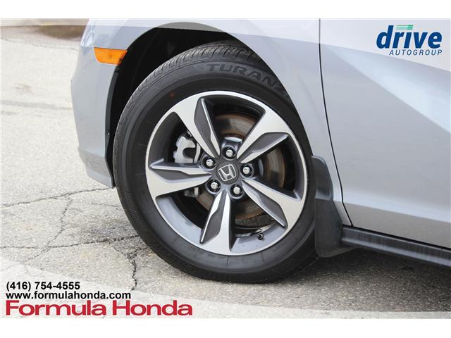 2019 Honda Odyssey EX-L (Stk: 19-0214D) in Scarborough - Image 33 of 35