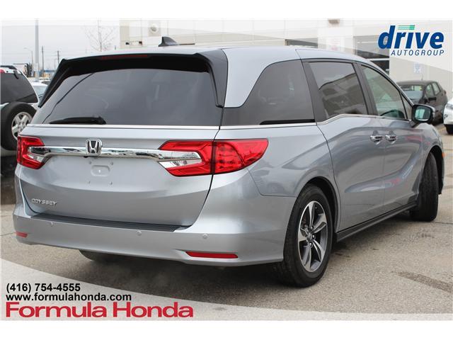 2019 Honda Odyssey EX-L (Stk: 19-0214D) in Scarborough - Image 10 of 35