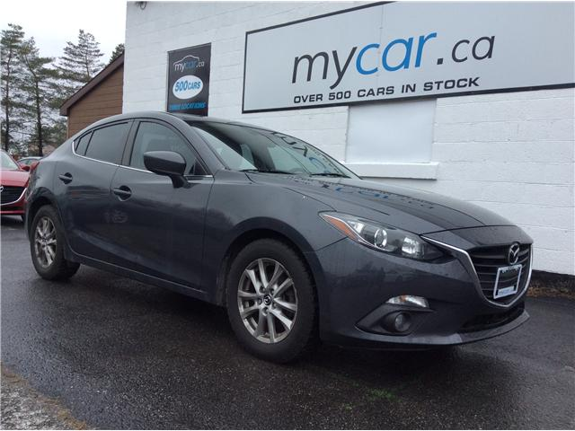 2015 Mazda Mazda3 GS (Stk: 190200) in Kingston - Image 1 of 21