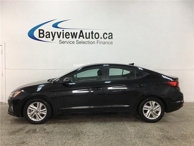 2019 Hyundai Elantra Preferred (Stk: 34826EW) in Belleville - Image 1 of 26