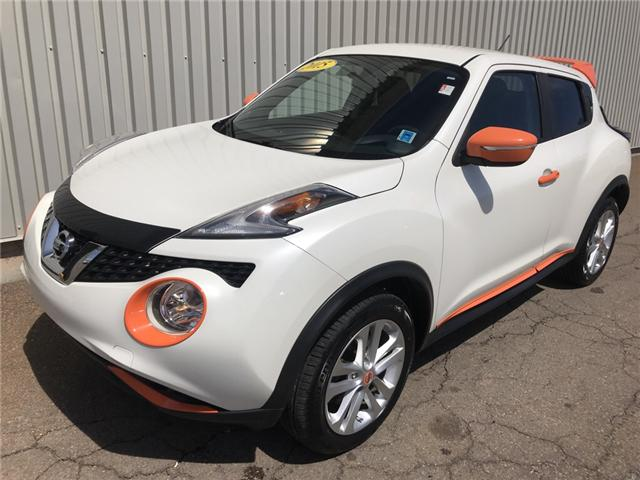 2015 Nissan Juke SV (Stk: X4652A) in Charlottetown - Image 1 of 21