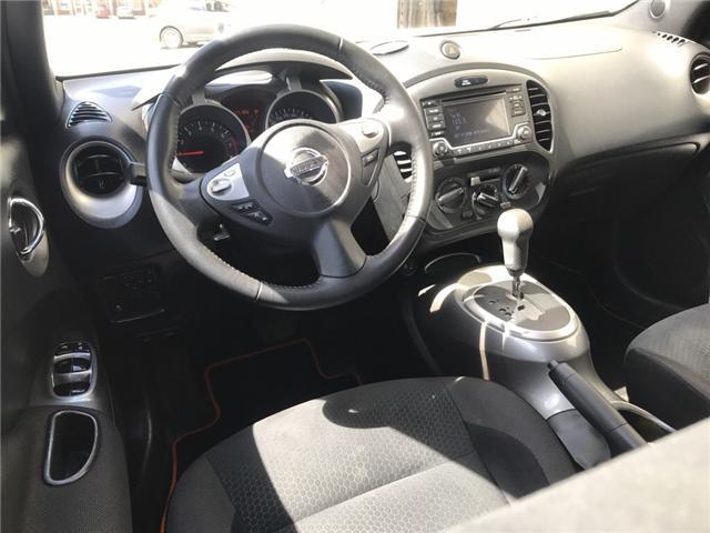 2015 Nissan Juke SV (Stk: X4652A) in Charlottetown - Image 8 of 21