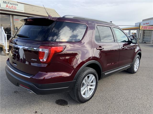 2018 Ford Explorer XLT (Stk: B2206) in Lethbridge - Image 7 of 30