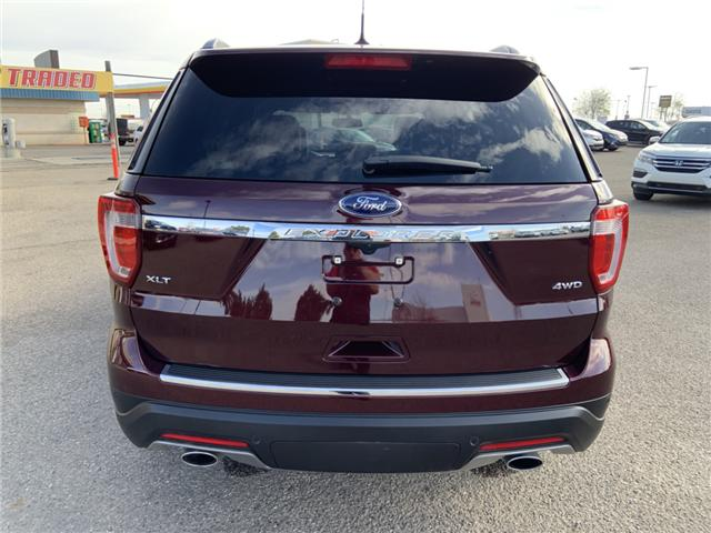 2018 Ford Explorer XLT (Stk: B2206) in Lethbridge - Image 9 of 30