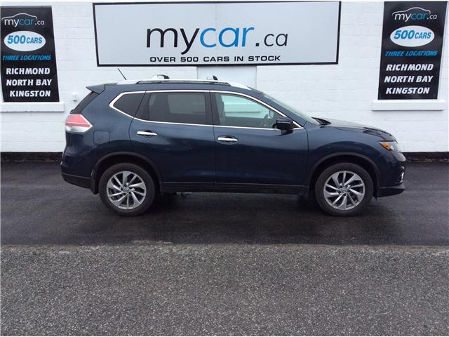 2015 Nissan Rogue SL (Stk: 181770) in Kingston - Image 2 of 19