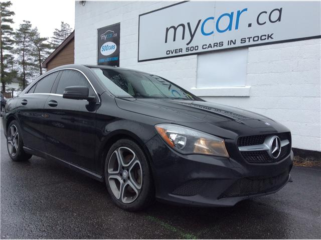 2015 Mercedes-Benz CLA-Class Base (Stk: 181579) in Richmond - Image 1 of 19