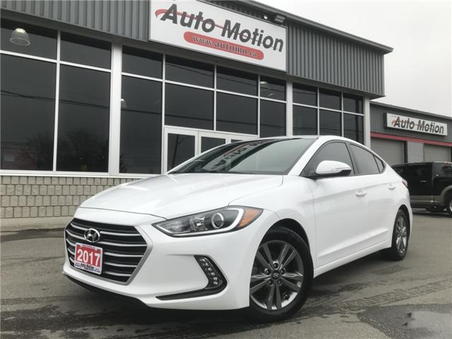 2017 Hyundai Elantra SE (Stk: 19461) in Chatham - Image 1 of 20
