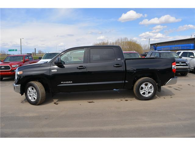 2019 Toyota Tundra SR5 Plus 5.7L V8 (Stk: 199043) in Moose Jaw - Image 2 of 30
