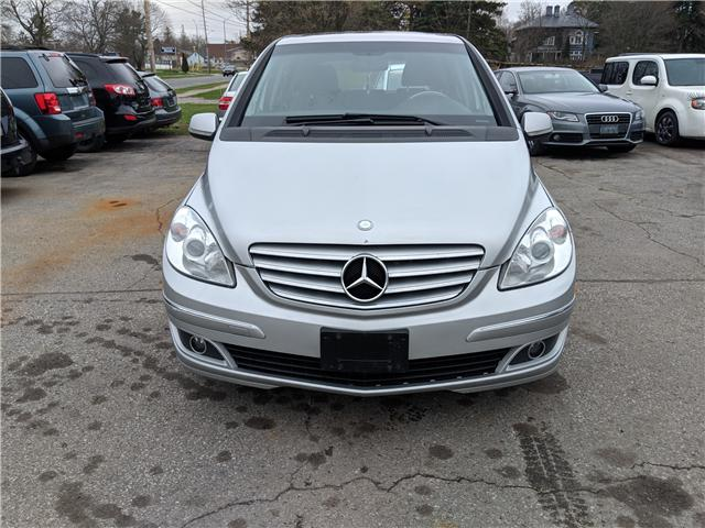 2008 Mercedes-Benz B-Class Base (Stk: ) in Cobourg - Image 1 of 12