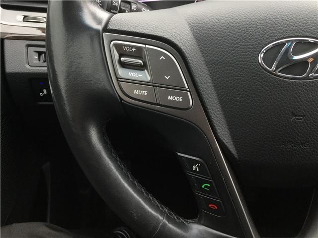 2017 Hyundai Santa Fe Sport 2.4 Luxury (Stk: 7668H) in Markham - Image 16 of 24