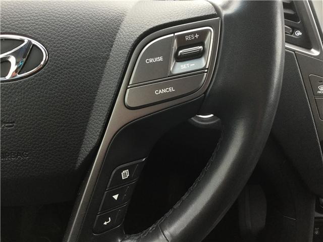 2017 Hyundai Santa Fe Sport 2.4 Luxury (Stk: 7668H) in Markham - Image 17 of 24