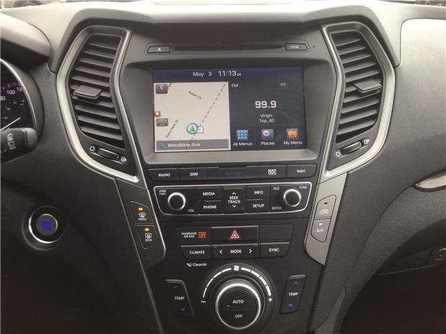 2017 Hyundai Santa Fe Sport 2.4 Luxury (Stk: 7668H) in Markham - Image 18 of 24