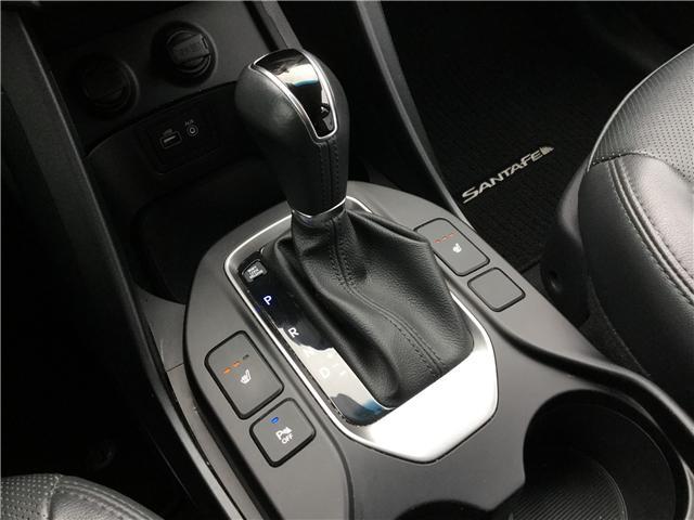 2017 Hyundai Santa Fe Sport 2.4 Luxury (Stk: 7668H) in Markham - Image 20 of 24