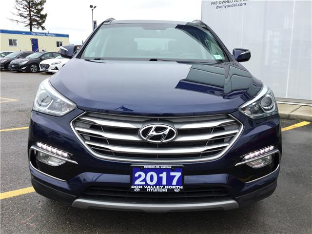 2017 Hyundai Santa Fe Sport 2.4 Luxury (Stk: 7668H) in Markham - Image 2 of 24