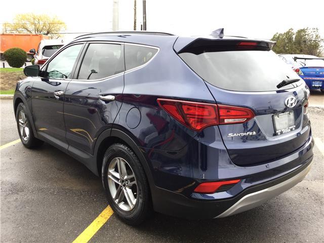 2017 Hyundai Santa Fe Sport 2.4 Luxury (Stk: 7668H) in Markham - Image 4 of 24