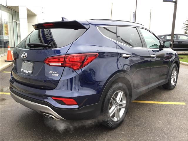 2017 Hyundai Santa Fe Sport 2.4 Luxury (Stk: 7668H) in Markham - Image 6 of 24