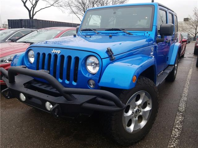 2014 Jeep Wrangler Unlimited Sahara (Stk: OP9331) in Mississauga - Image 1 of 12