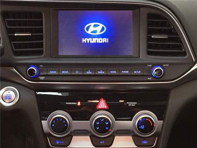 2019 Hyundai Elantra Preferred (Stk: 34829ER) in Belleville - Image 6 of 20