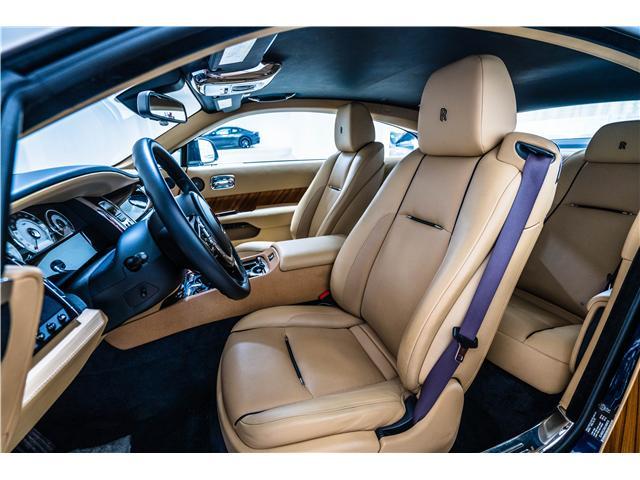 2014 Rolls-Royce Wraith  (Stk: UC1465) in Calgary - Image 16 of 29
