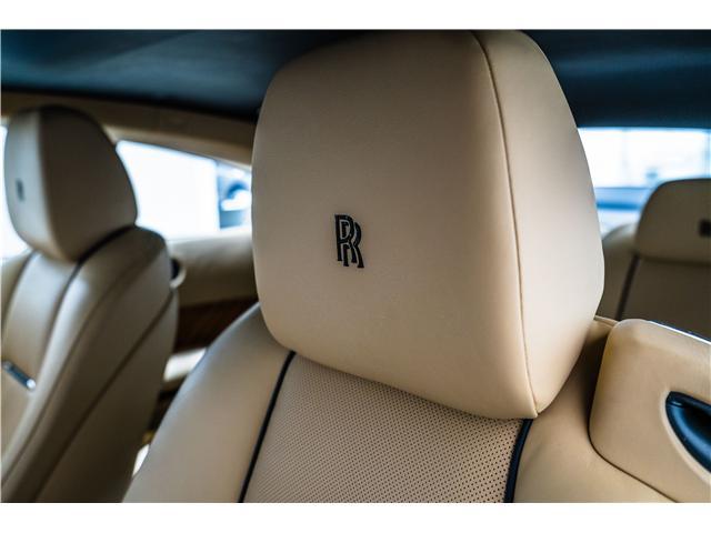 2014 Rolls-Royce Wraith  (Stk: UC1465) in Calgary - Image 22 of 29