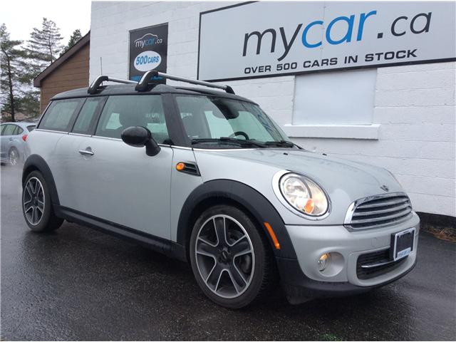 2013 MINI Clubman Cooper (Stk: 181755) in North Bay - Image 1 of 17