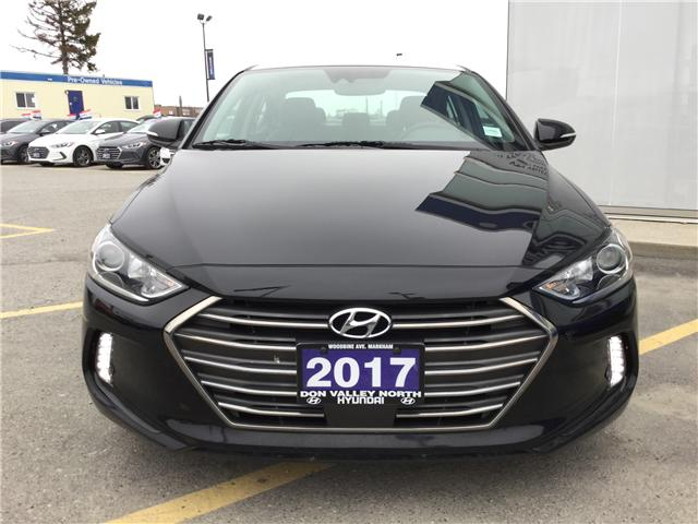 2017 Hyundai Elantra Limited Ultimate (Stk: 7692H) in Markham - Image 2 of 7
