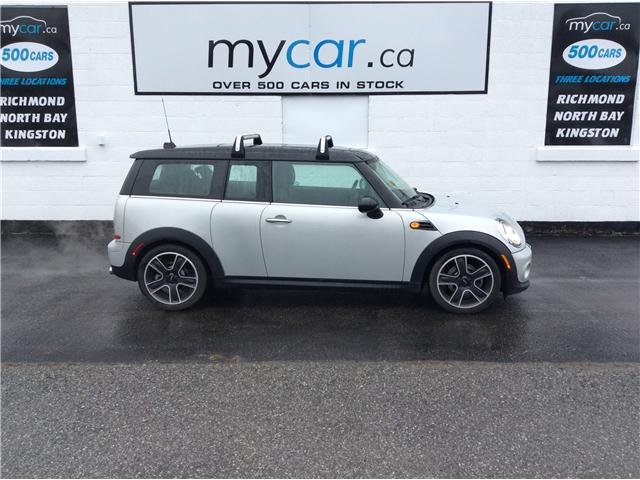 2013 MINI Clubman Cooper (Stk: 181755) in North Bay - Image 2 of 17