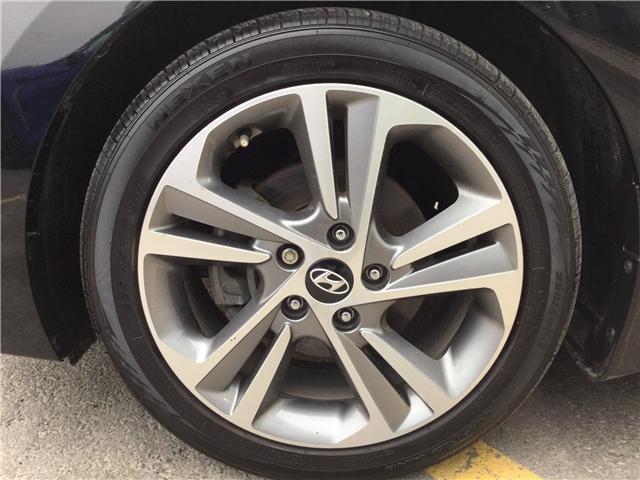 2017 Hyundai Elantra Limited Ultimate (Stk: 7692H) in Markham - Image 6 of 7