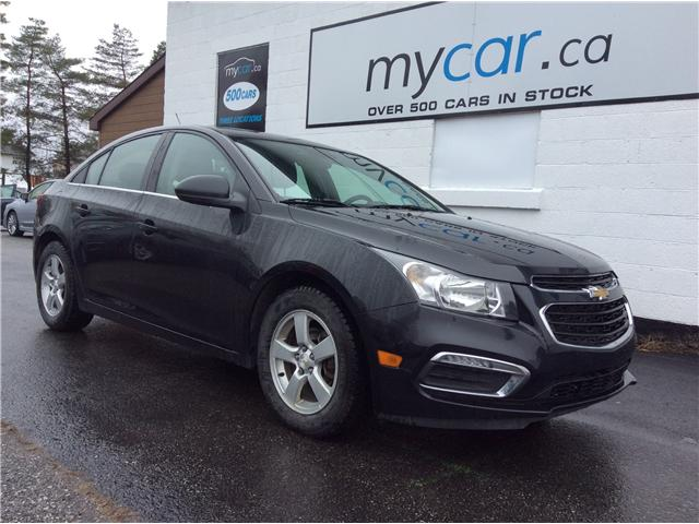2015 Chevrolet Cruze 1LT (Stk: 190007) in Kingston - Image 1 of 21