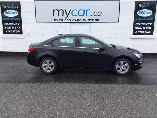 2015 Chevrolet Cruze 1LT (Stk: 190007) in Kingston - Image 2 of 21