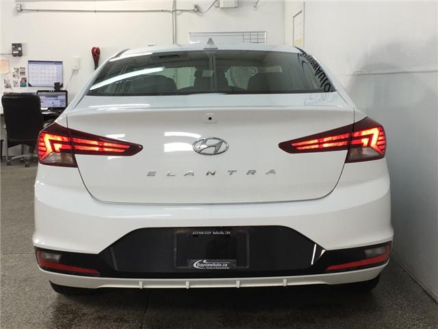 2019 Hyundai Elantra Luxury (Stk: 34903ER) in Belleville - Image 4 of 15
