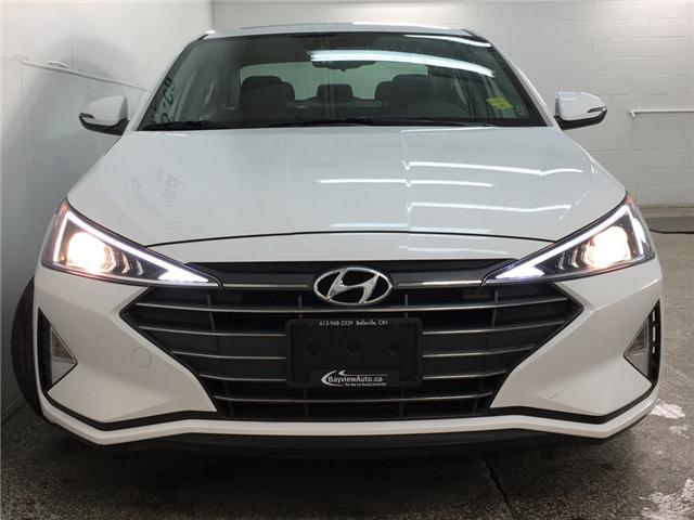 2019 Hyundai Elantra Luxury (Stk: 34903ER) in Belleville - Image 3 of 15