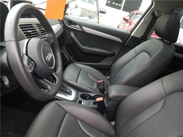 2015 Audi Q3 2.0T Technik (Stk: OP9994) in Mississauga - Image 9 of 17