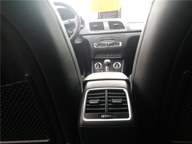 2015 Audi Q3 2.0T Technik (Stk: OP9994) in Mississauga - Image 12 of 17