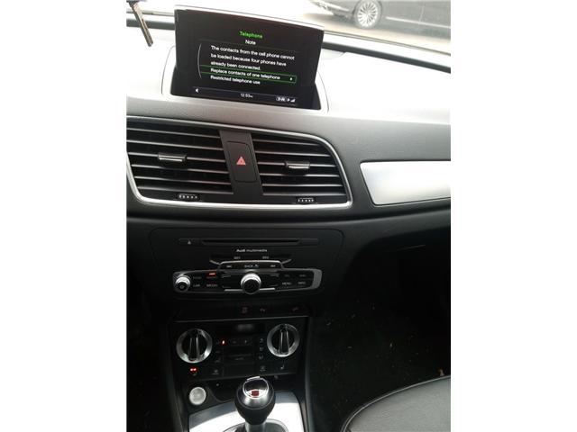 2015 Audi Q3 2.0T Technik (Stk: OP9994) in Mississauga - Image 14 of 17