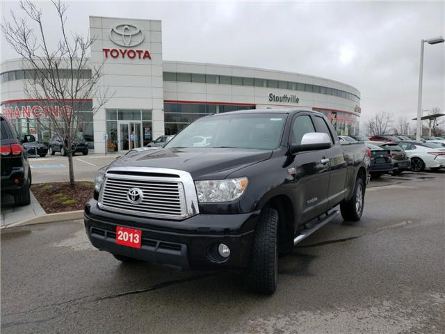 2013 Toyota Tundra Limited 5.7L V8 (Stk: 190308A) in Whitchurch-Stouffville - Image 1 of 19
