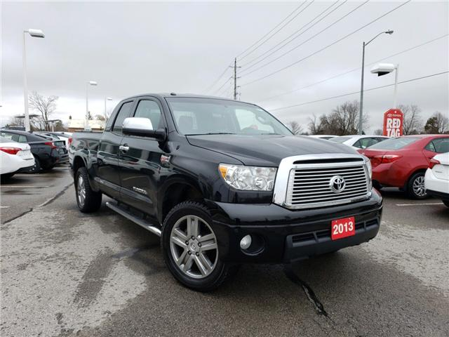 2013 Toyota Tundra Limited 5.7L V8 (Stk: 190308A) in Whitchurch-Stouffville - Image 4 of 19