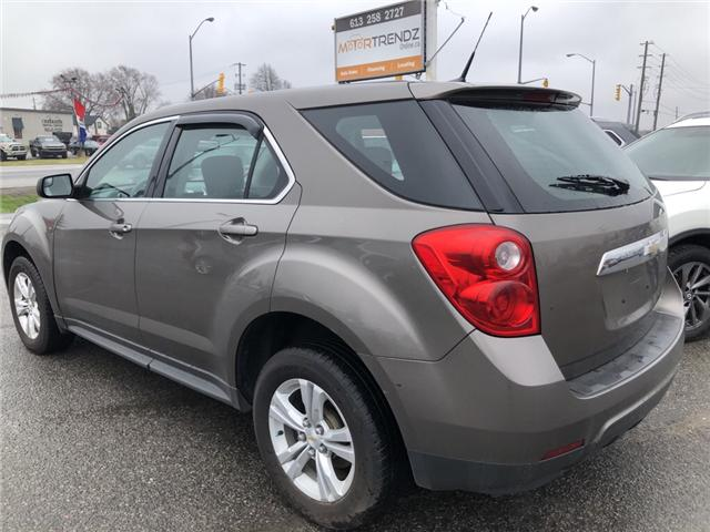 2012 Chevrolet Equinox LS (Stk: -) in Kemptville - Image 18 of 21