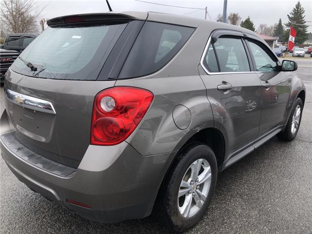 2012 Chevrolet Equinox LS (Stk: -) in Kemptville - Image 19 of 21