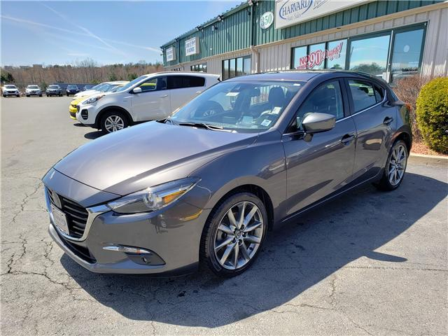 2018 Mazda Mazda3 Sport GT (Stk: 10350) in Lower Sackville - Image 1 of 20