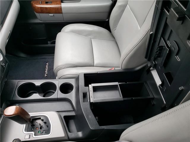2013 Toyota Tundra Limited 5.7L V8 (Stk: 190308A) in Whitchurch-Stouffville - Image 13 of 19