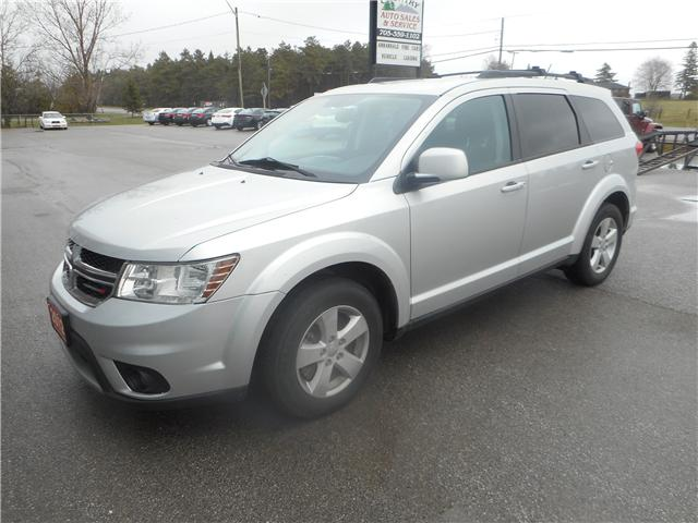 2012 Dodge Journey SXT & Crew (Stk: NC 3740) in Cameron - Image 1 of 7