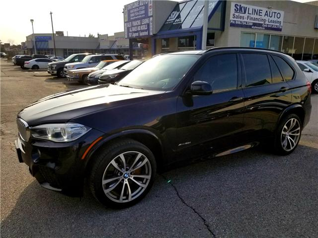 2014 BMW X5 50i (Stk: ) in Concord - Image 1 of 21