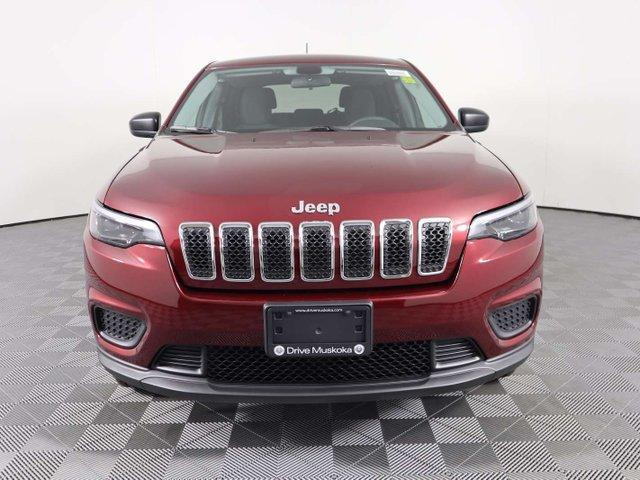 2019 Jeep Cherokee Sport (Stk: 19-194) in Huntsville - Image 2 of 30